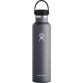 Hydro Flask Standard Mouth Flex 24 Bottle 709ml Graphite